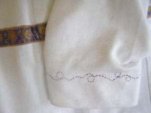 Stash Couture Cover-up Detail