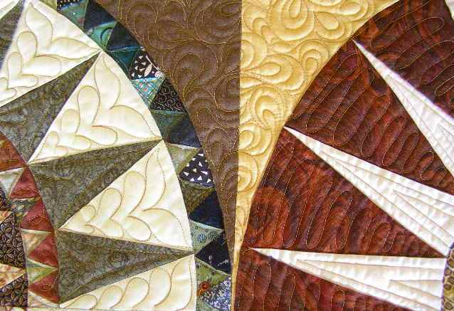 The Three Generation Destashification Quilt The