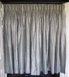 Finally Completed:  Beautiful Drapes!