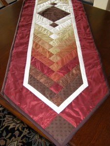 Destashification Table Runner