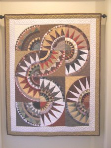 3 Generation NY Beauty Quilt