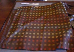 "Pillow Top = ONE 24"" square (The pillow back is two rectangles)"