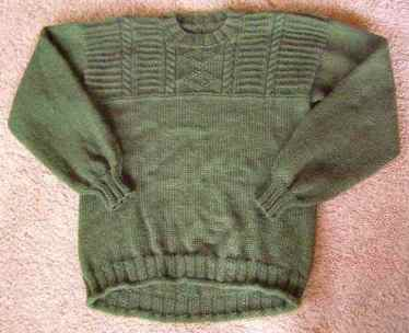 The Five Year Sweater