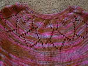 Petal Lace Detail