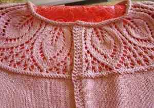 Pink Petal Cardigan