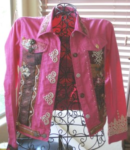 Memory Jacket Front