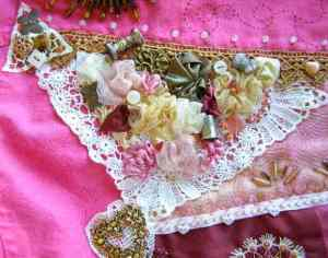 Upper Left Back Detail