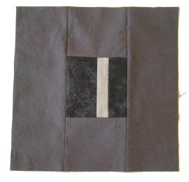 Block 3:  Vertical Stripe
