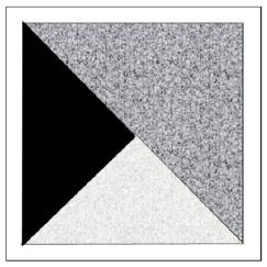 Pinwheel Block Sketch