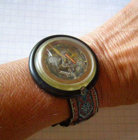 Stash Couture Watchband!