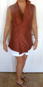 Silk Tunic - Arizona Style