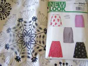 New Look and home dec fabric