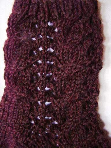 Bed Socks Detail
