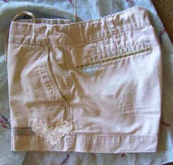 Saved Comfort Shorts