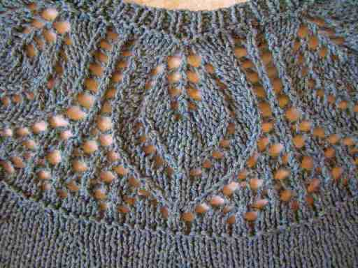 Yoke Lace Detail