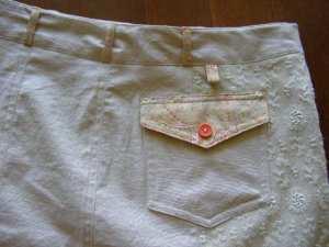 Skirt Back View