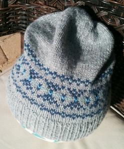 Stash Couture Fair Isle Hat