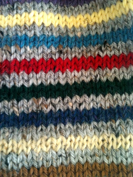Stripes Detail