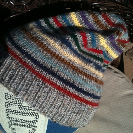 Destashification Slouch Hat