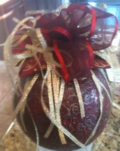 Destashification Christmas Ornament