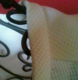 Basketweave Silk Detail