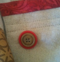 Double-Layered Button