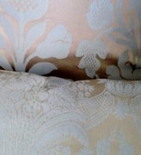 Two Damask Fabrics.