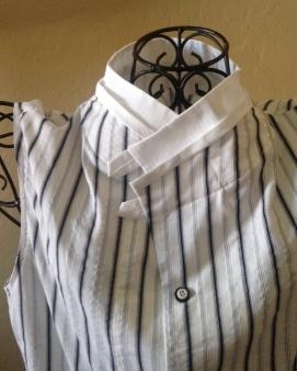 Butterick  5891 - the perfect neckline!