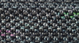 Darker Portion of Scarf